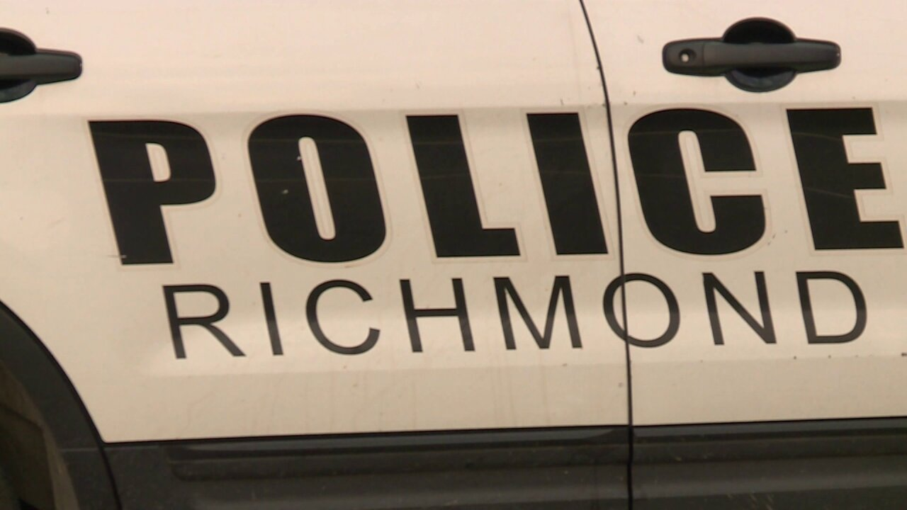 Man wounded in downtown Richmond shooting