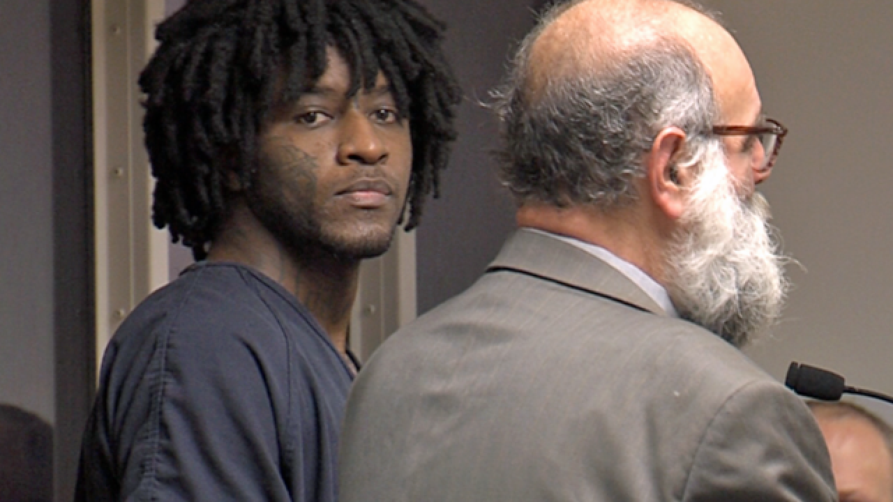 Man charged with two murders declared competent