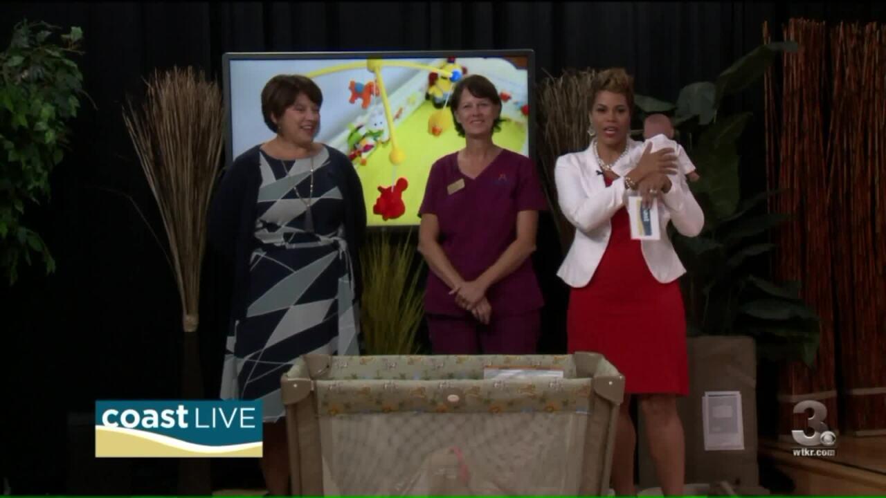 The ABC's of safe sleep for babies on CoastLive