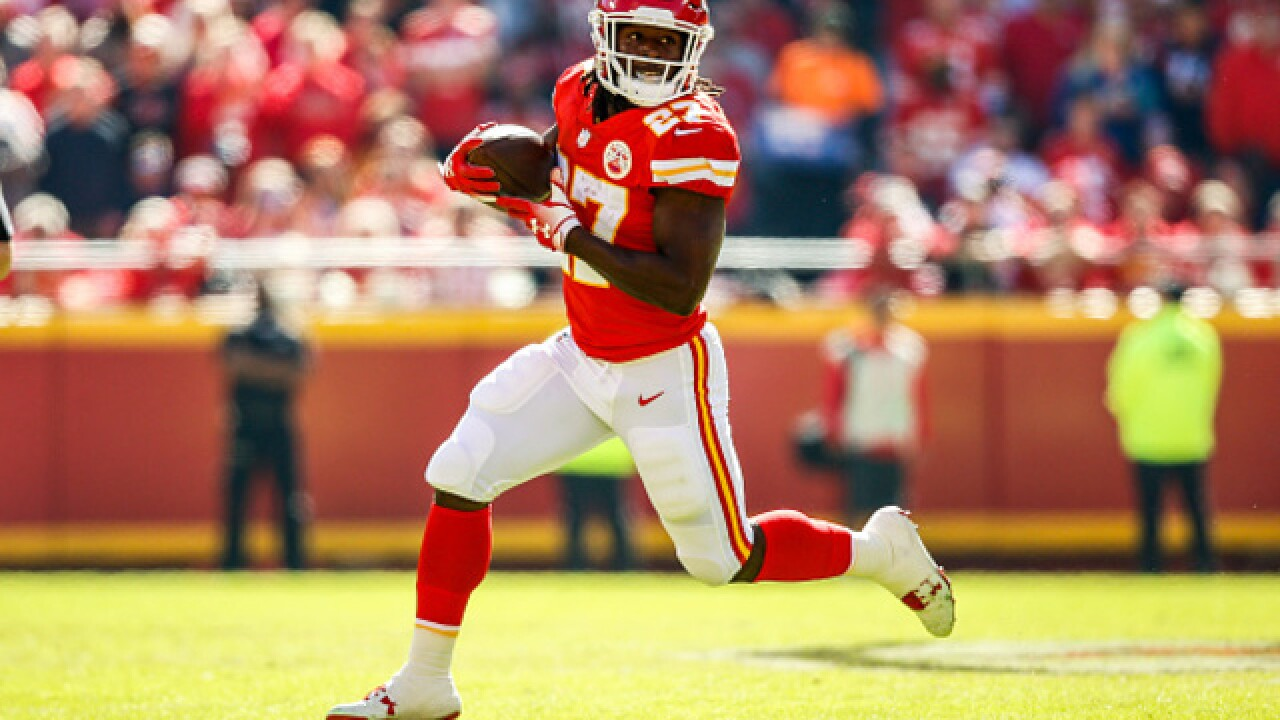 REPORT: NFL, Chiefs did not request Kareem Hunt video