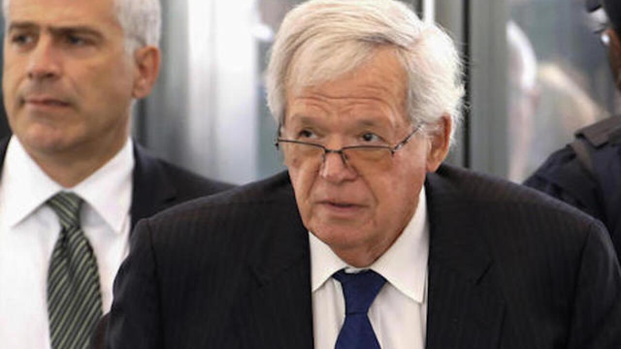 Hastert accuser to speak at sentencing