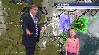 Congrats to Lexi, our February Weather Kid