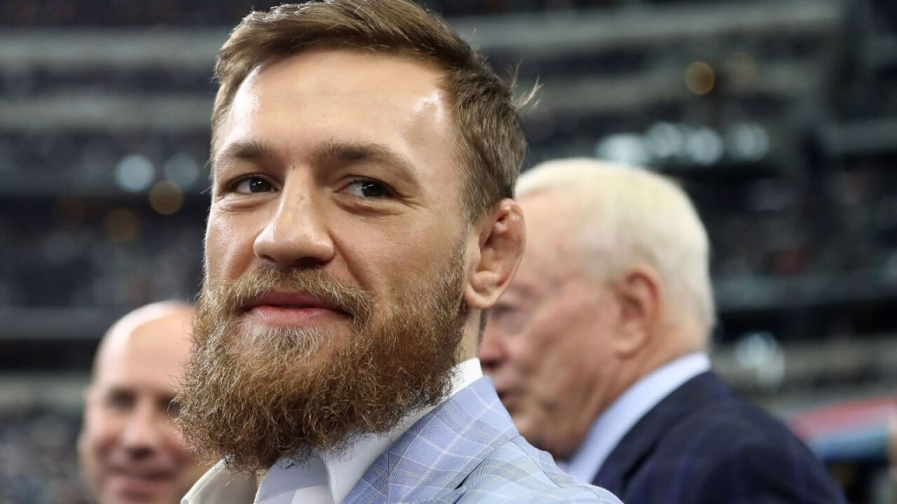 Controversial mixed martial arts star Conor McGregor announces his retirement