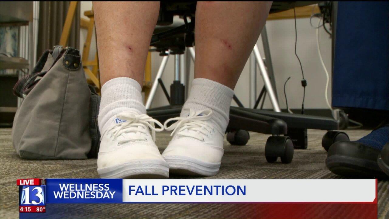 Wellness Wednesday – Preventingfalls