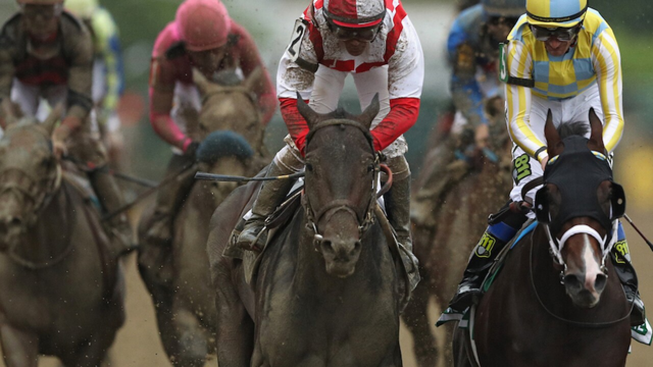 Cloud Computing wins Preakness in upset
