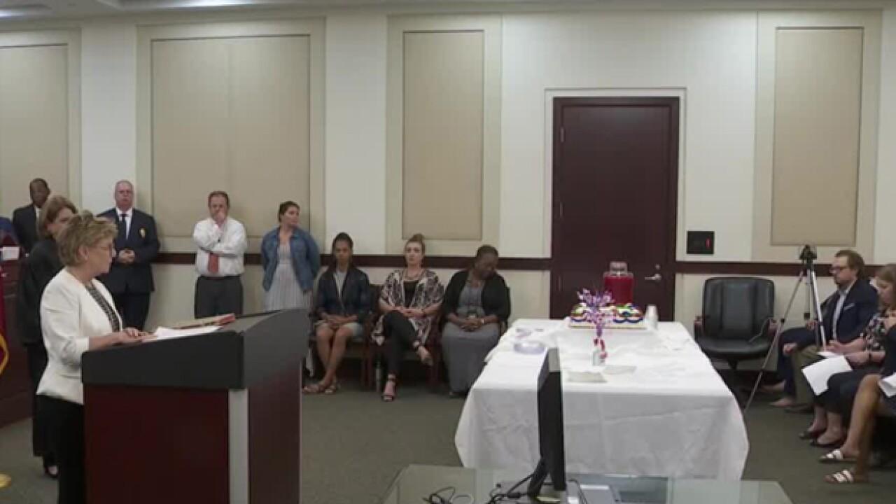 7 Graduate From Mental Health Court Program
