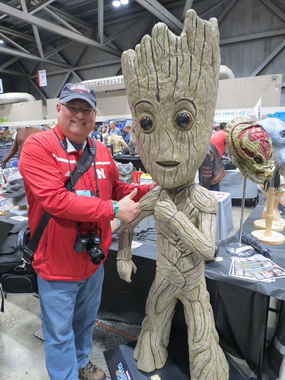 Groot | Planet Comicon