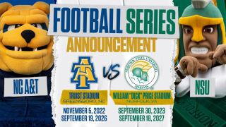 NSU NC A&T announcement