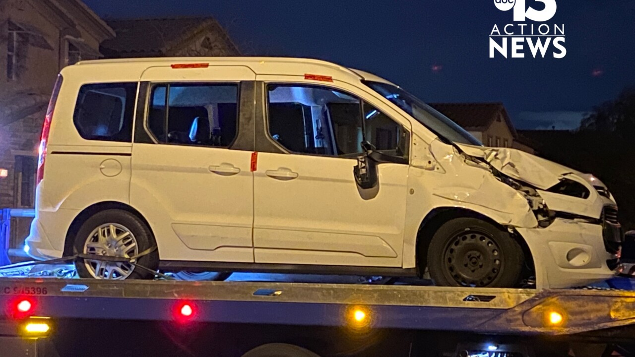 Tow truck operator Ryan Billotte was killed Tuesday when a investigators say a white Ford Transit van hit him as we worked on the side of the road near Decatur and 215 Southern Beltway. The vehicle was located and an arrest was made on Wednesday, March 10, 2021