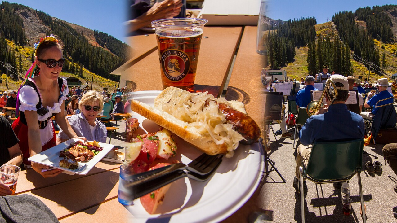 Arapahoe Basin Fall Events