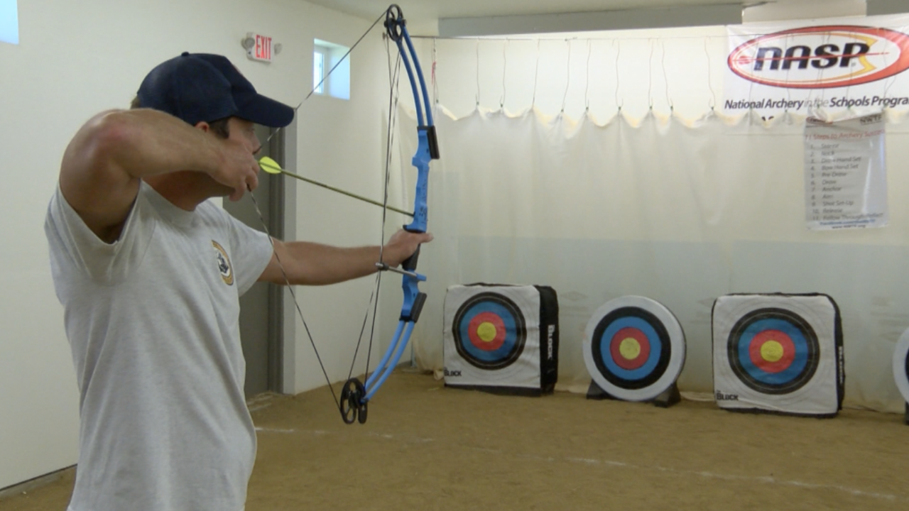 National Archery in the Schools Program aims to introduce kids to the sport