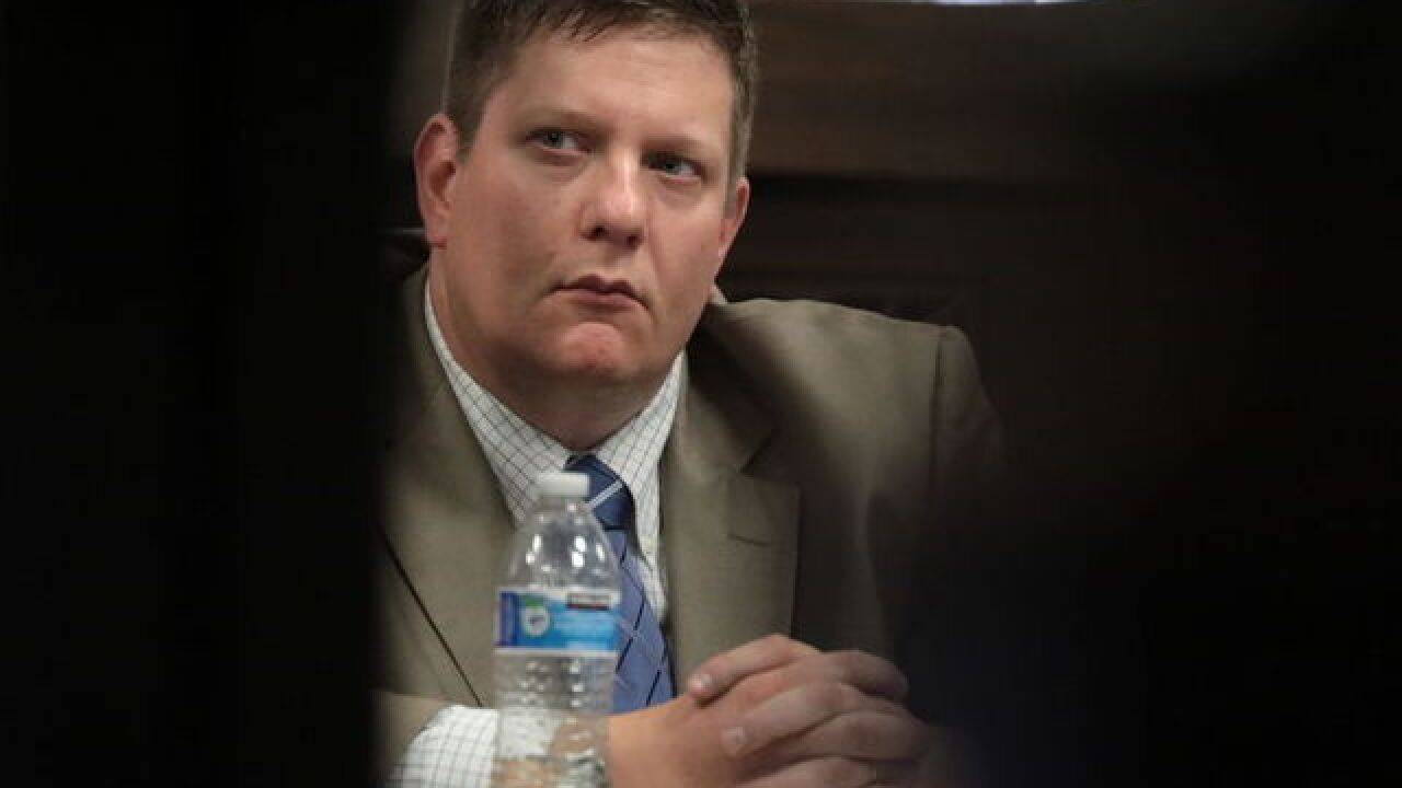 Chicago police Officer Jason Van Dyke found guilty of second-degree murder in Laquan McDonald death