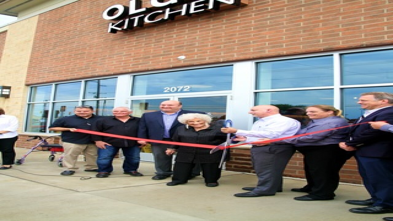 Olga's revamps with old recipes, new look