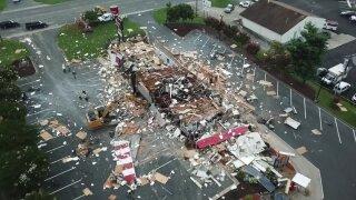 WGHP KFC Explosion