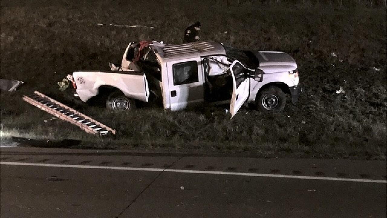 Fatal crash closes northbound I-275 near Kilby
