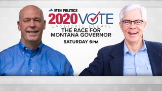 Face the State: Candidates in Montana governor's race set for debate