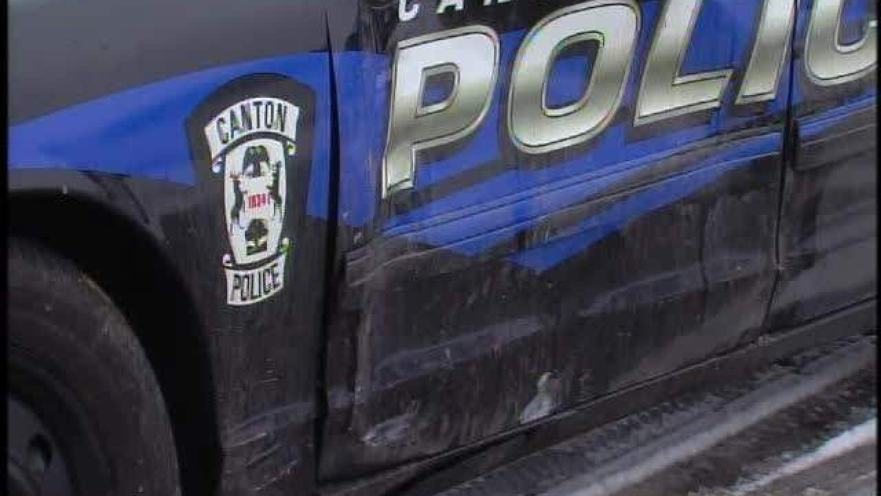 Police investigate stranger danger in Canton