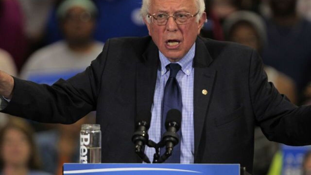 Study: Sanders' plan would add $18T to deficit