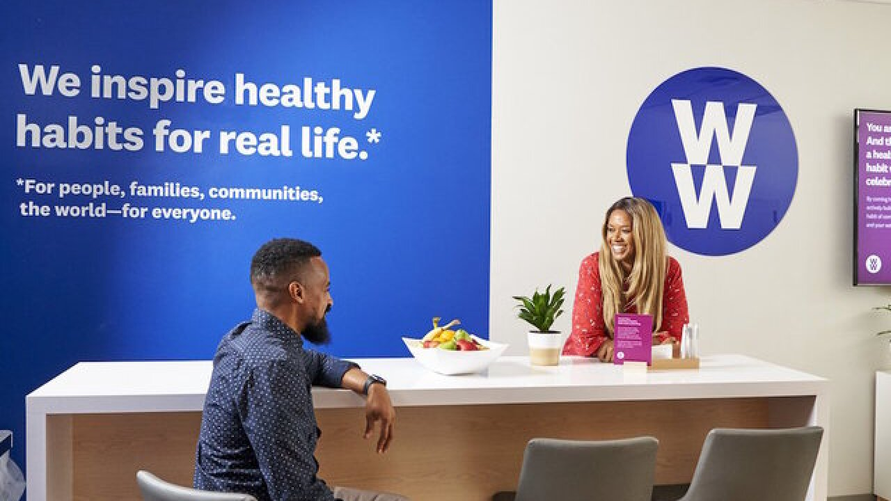 Weight Watchers is changing its name to WW