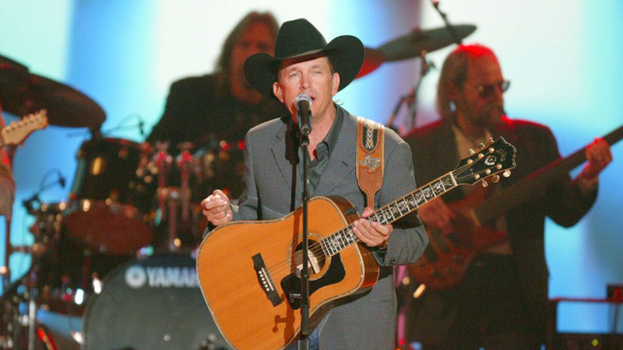 George Strait Heartbroken Over Death Of Longtime Drummer