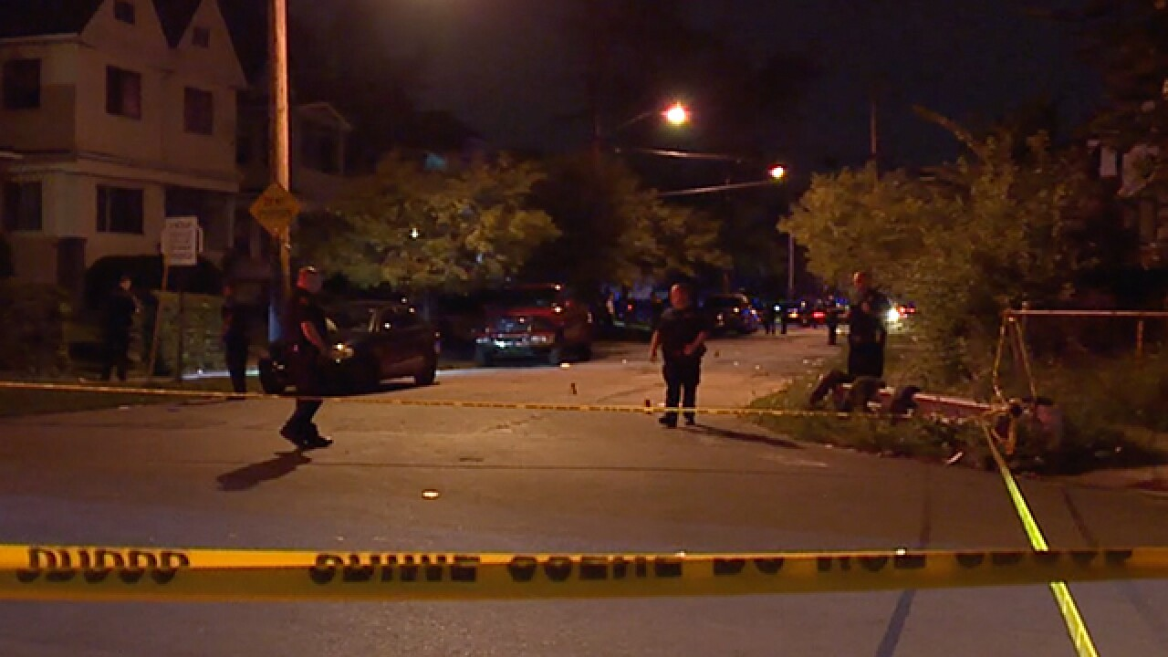 1 dead, three injured in overnight shooting