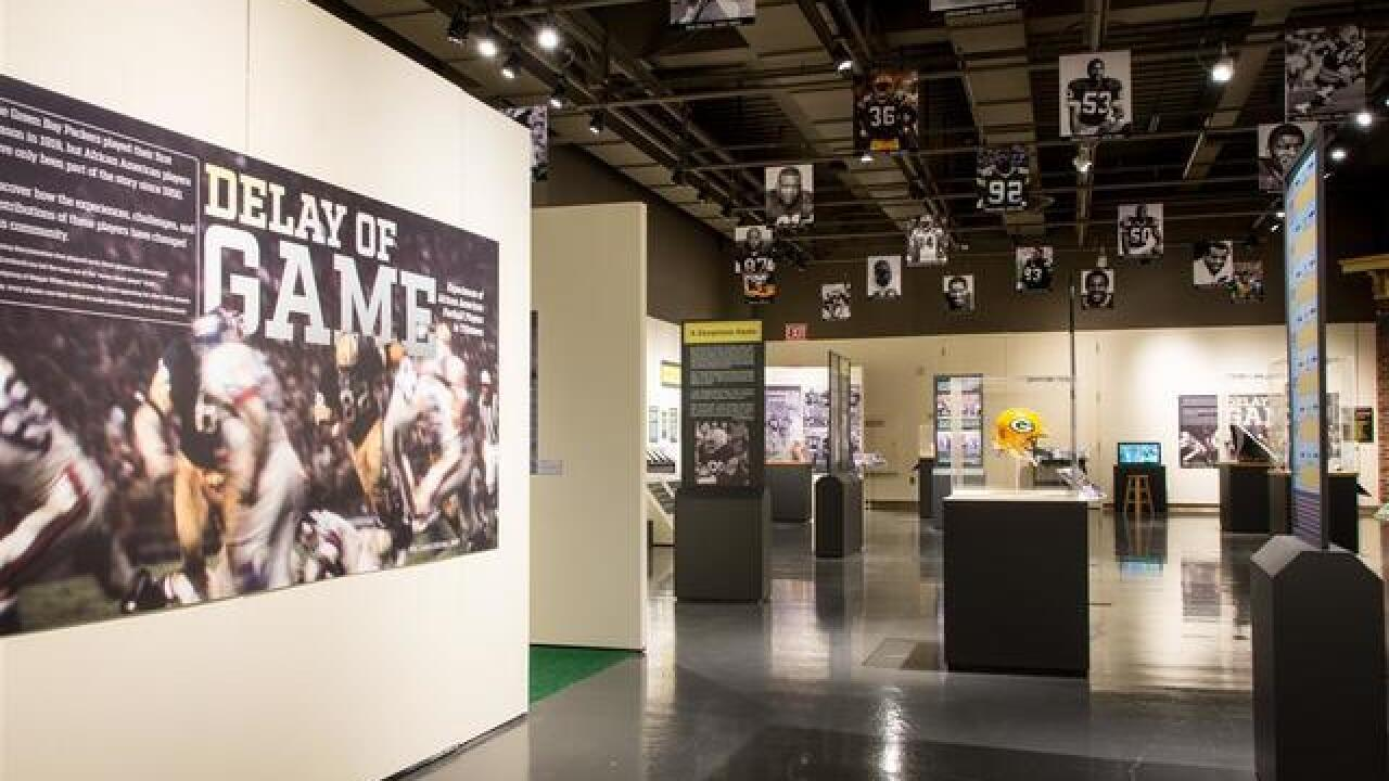 Museum to honor Green Bay Packers' first black players