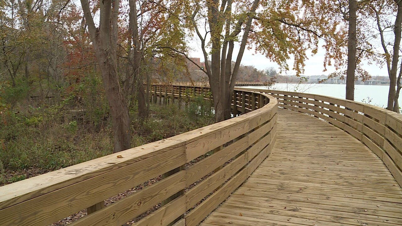 Hopewell moving to finish phase two of Riverwalk
