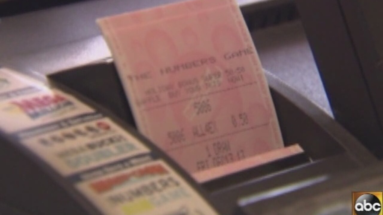 Here Are Your Mega Millions Jackpot Winning Numbers