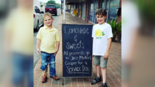 Amazing Kids in Acadiana: Landon's Lemonade Stand