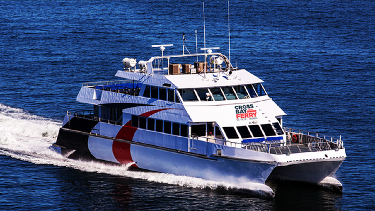 Cross-Bay Ferry