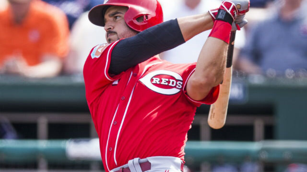 Eugenio Suarez will be 'a sensational player,' Reds manager Bryan Price says
