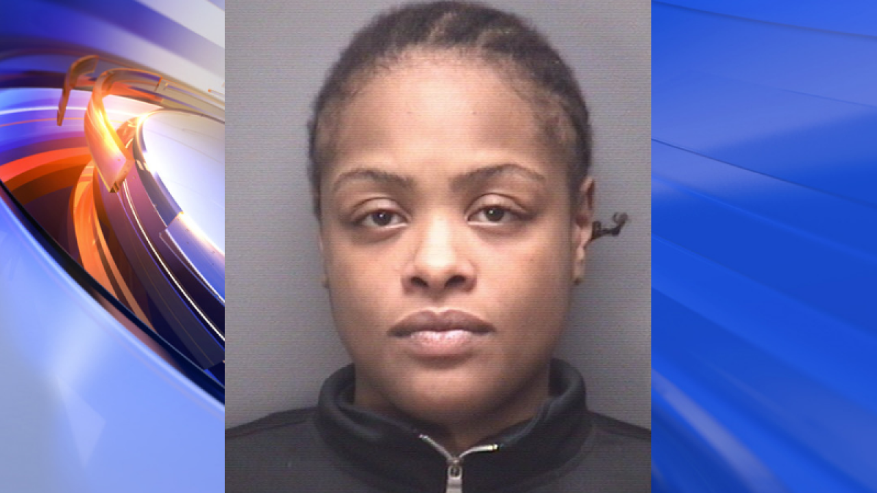 Suffolk woman charged after 6-year-old child falls from 2nd floor of building