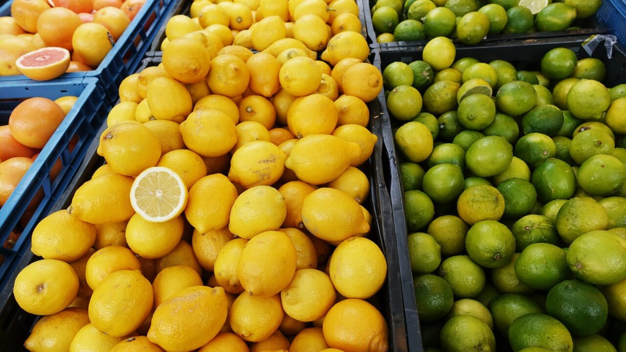 FDA just issued a recall of potatoes, lemons, limes and oranges