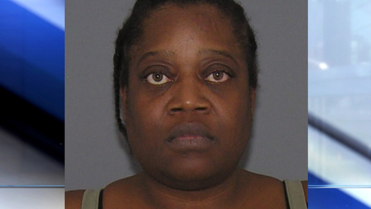 Woman released from hospital steals ambulance