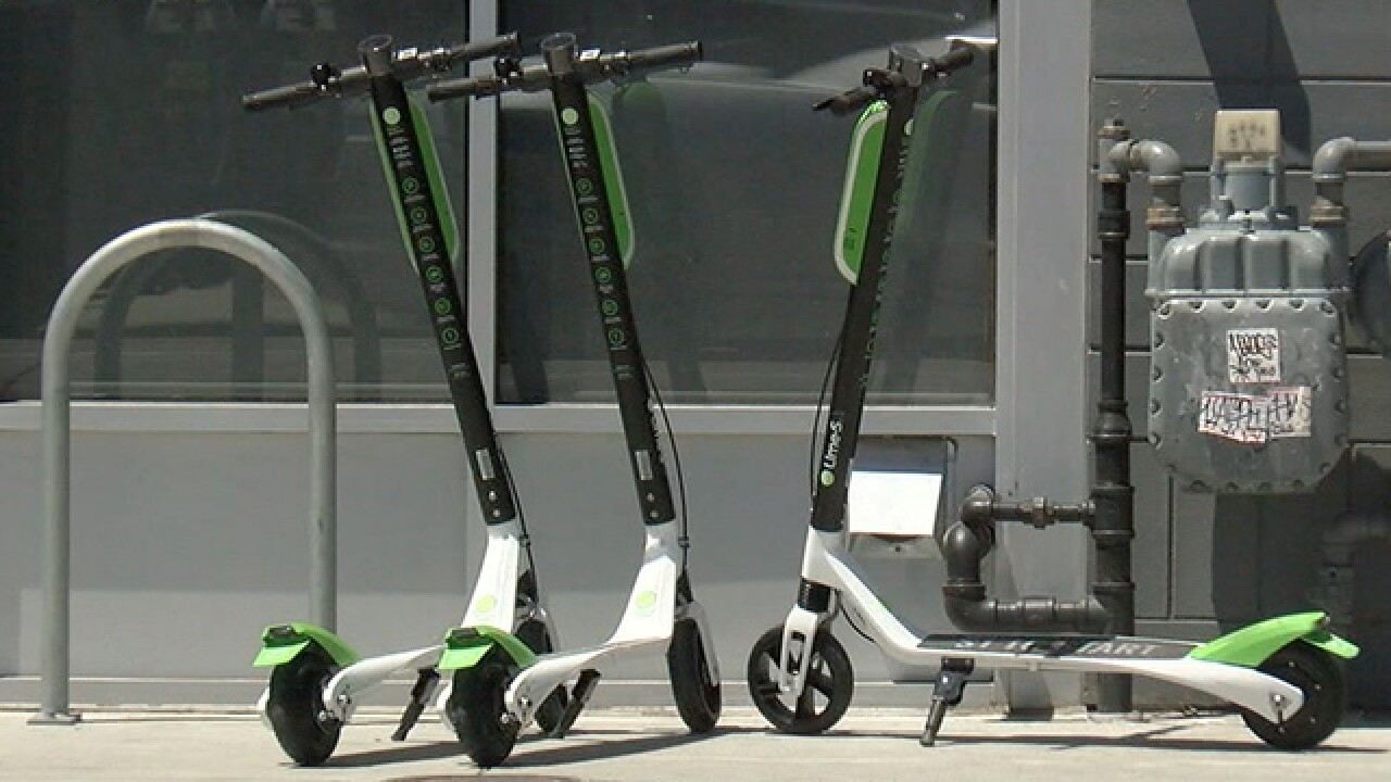 Other US cities have put the brakes on electric scooters  Will