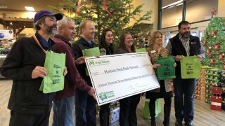 Montana Food Bank Network receives donation