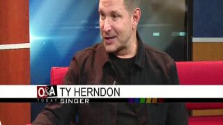 Out and About Today: Ty Herndon, Love and Acceptance