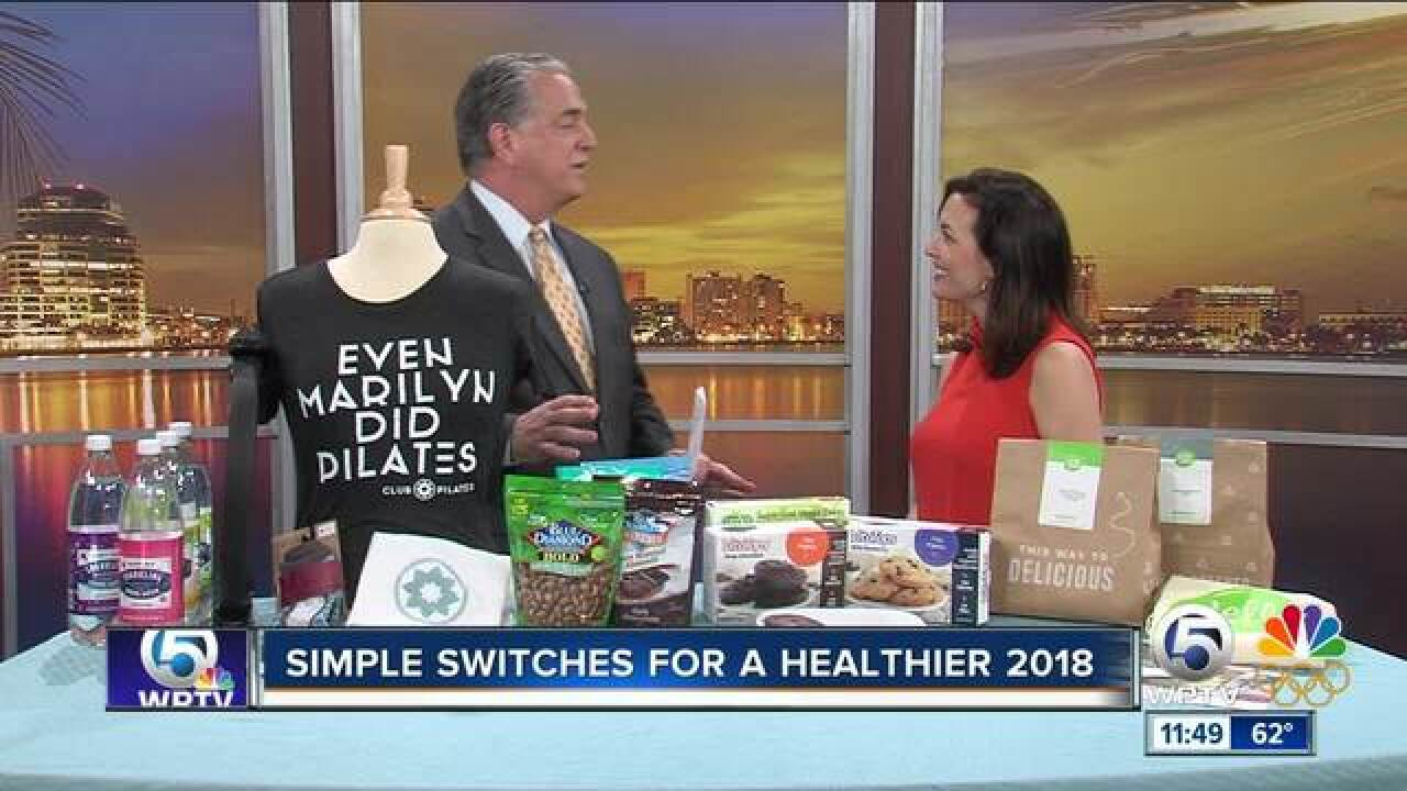 Simple switches for a healthier 2018