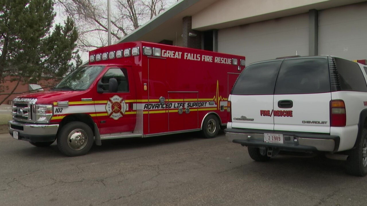 Great Falls Fire Rescue - Station #4