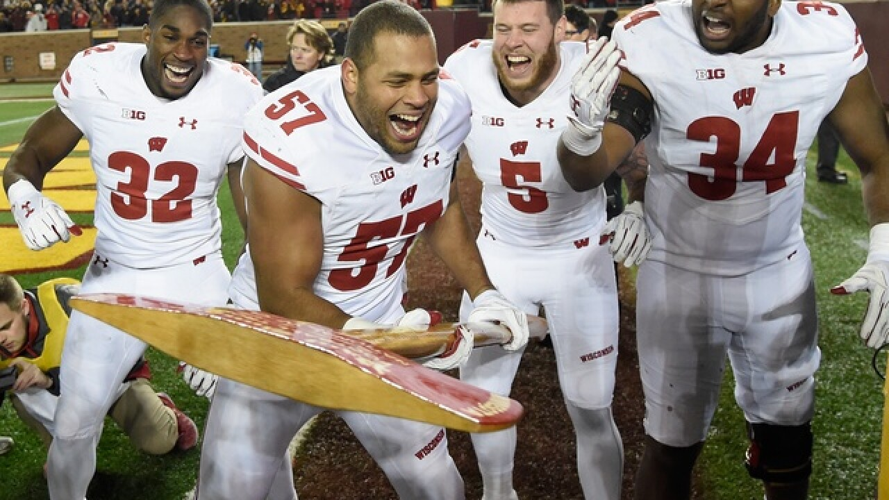 No. 3 Wisconsin won't dwell on its Big Ten title game past
