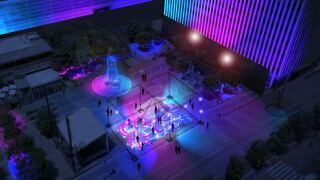 WCPO fountain square blink cincinnati 2019.jpg