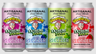 Warheads Sour Candy-Flavored Hard Seltzer Now For Sale