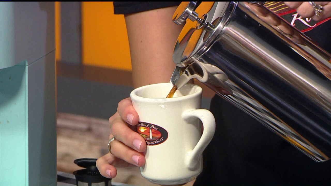 Celebrate your favorite cup of joe on National CoffeeDay