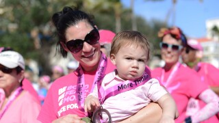 Crowd Pics: Susan G. Komen South Florida Race For The Cure