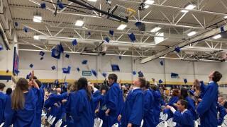 Catholic Memorial High School Class of 2021 Graduation