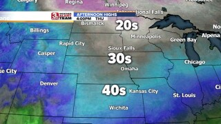 Another Taste of Winter Arrives this Week