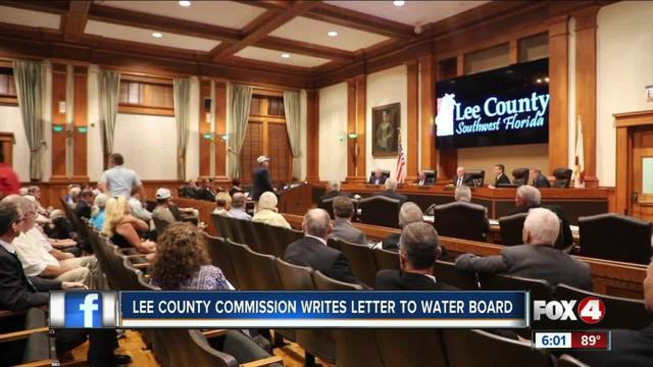 Lee County not joining litigation