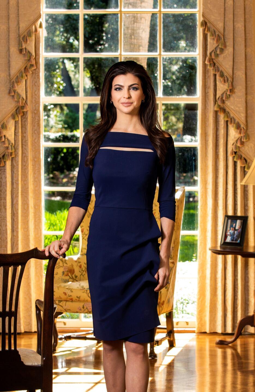 Florida first lady Casey DeSantis official portrait