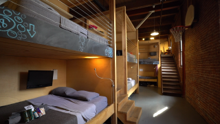 Soaring rent prices have people turning to co-living, pod rental options