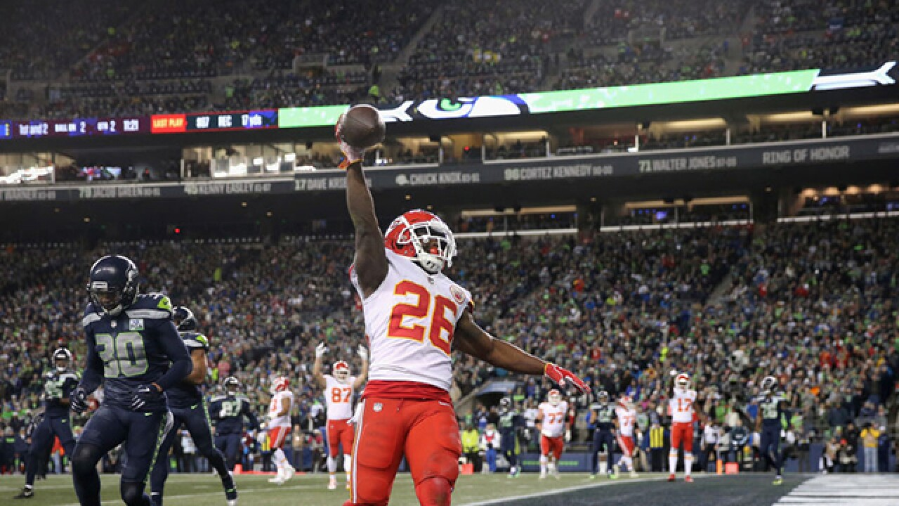 Kansas City Chiefs v Seattle Seahawks